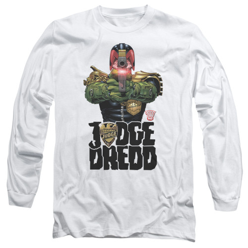 Image for Judge Dredd In My Sights T-Shirt
