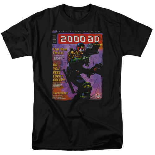 Image for Judge Dredd 1067 T-Shirt