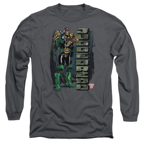 Image for Judge Dredd Blam T-Shirt