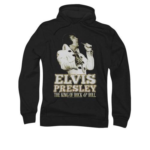 Image for Elvis Hoodie - Golden