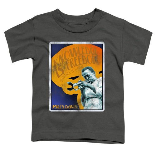 Image for Miles Davis Toddler T-Shirt - Knowledge and Ignorance