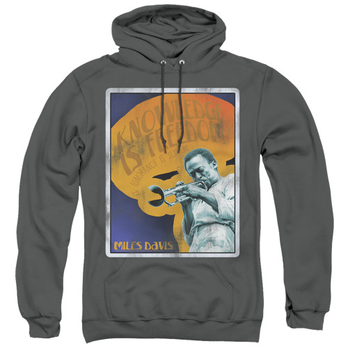 Image for Miles Davis Hoodie - Knowledge and Ignorance
