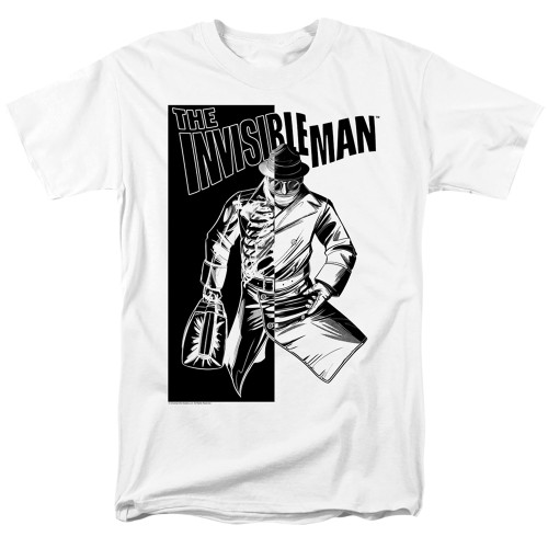 Image for The Invisible Man T-Shirt - Who I Am