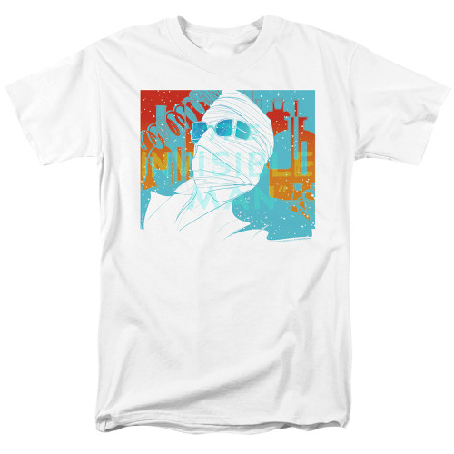 Image for The Invisible Man T-Shirt - Wrapped Up