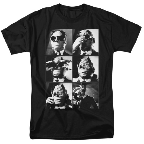Image for The Invisible Man T-Shirt - I'll Show You