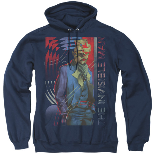 Image for The Invisible Man Hoodie - Unravelling