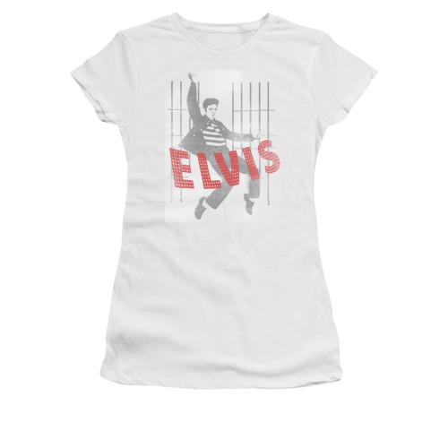 Image for Elvis Girls T-Shirt - Iconic Pose