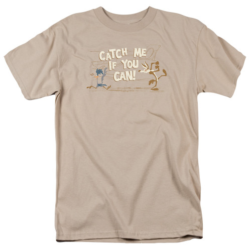 Image for Looney Tunes T-Shirt - Catch me