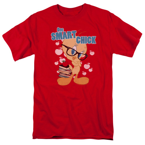 Image for Looney Tunes T-Shirt - One Smart Chick