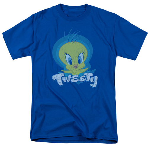 Image for Looney Tunes T-Shirt - Tweety Swirl
