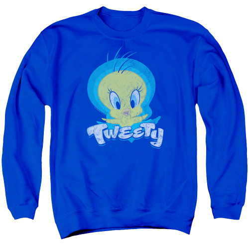 Image for Looney Tunes Crewneck - Tweety Swirl