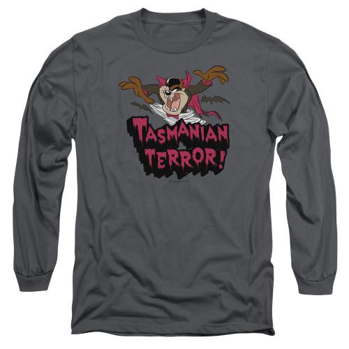 Image for Looney Tunes Long Sleeve T-Shirt - Taz Terror