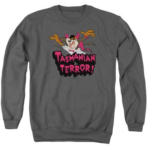 Image for Looney Tunes Crewneck - Taz Terror
