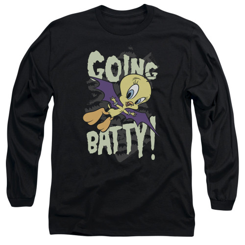 Image for Looney Tunes Long Sleeve T-Shirt - Going Batty