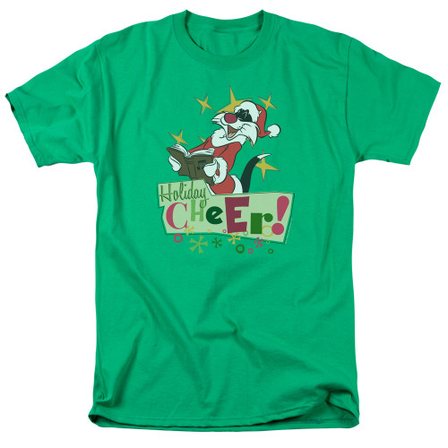 Image for Looney Tunes T-Shirt - Cheer Sylvester