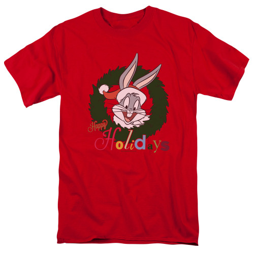 Image for Looney Tunes T-Shirt - Holiday Bunny