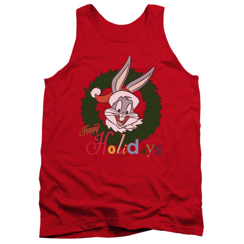 Image for Looney Tunes Tank Top - Holiday Bunny