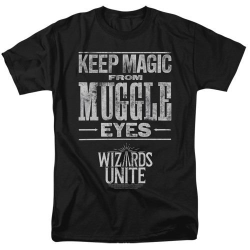 Image for Harry Potter: Wizards Unite T-Shirt - Hidden Magic