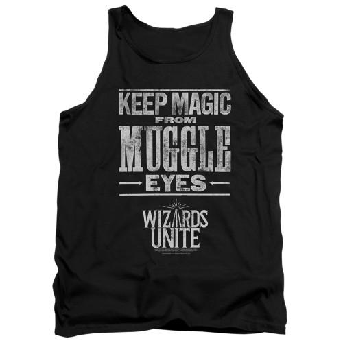 Image for Harry Potter: Wizards Unite Tank Top - Hidden Magic