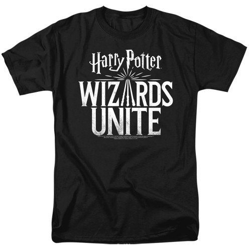Image for Harry Potter: Wizards Unite T-Shirt - Logo