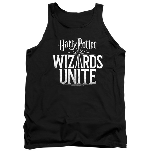 Image for Harry Potter: Wizards Unite Tank Top - Logo