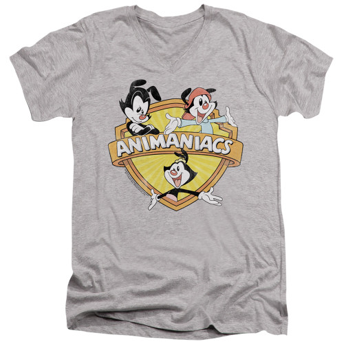 Image for Animaniacs T-Shirt - V Neck - Shielded