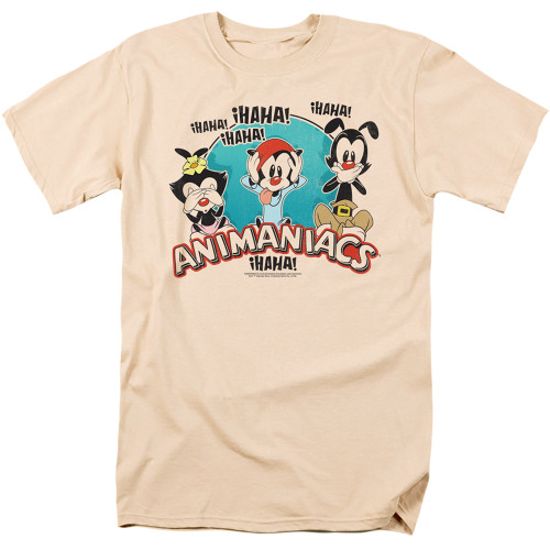 Image for Animaniacs T-Shirt - No Evil