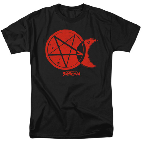 Image for Chilling Adventures of Sabrina T-Shirt - Dark Moon