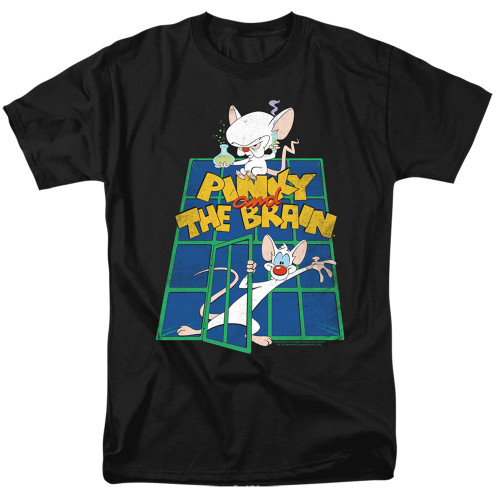 Image for Pinky and the Brain T-Shirt - Ol' Standard