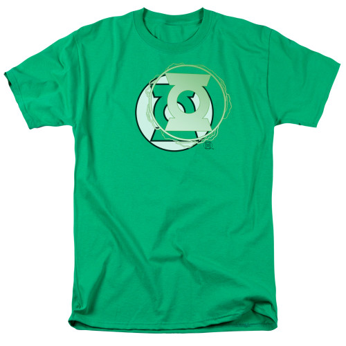 Image for Justice League of America GL Energy Logo T-Shirt