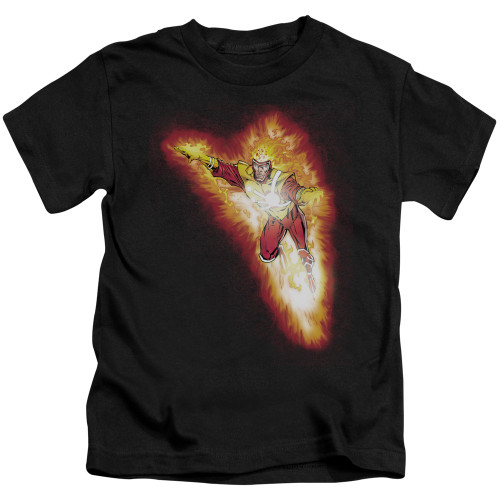 Image for Justice League of America Firestorm Blaze Kid's T-Shirt