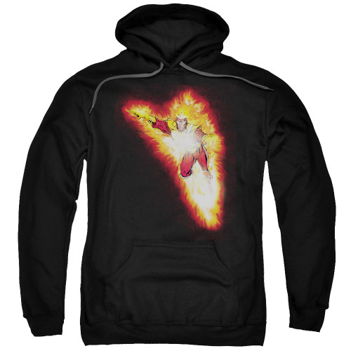 Image for Justice League of America Hoodie - Firestorm Blaze