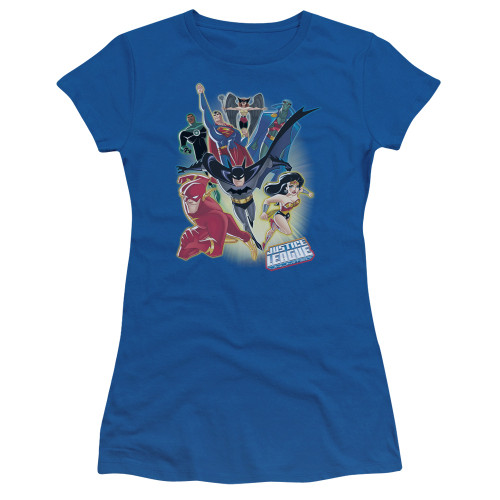 Image for Justice League of America Unlimited Girls Shirt