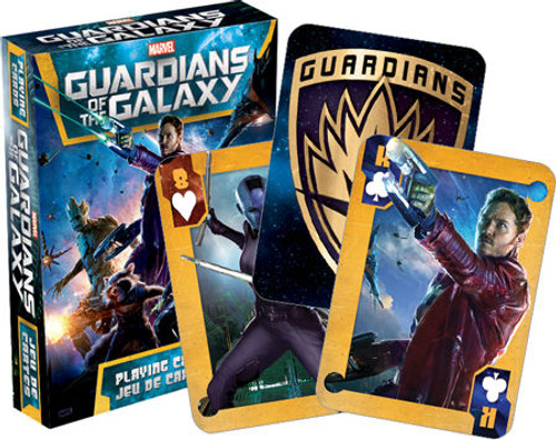 Image for Guardians of the Galaxy Playing Cards