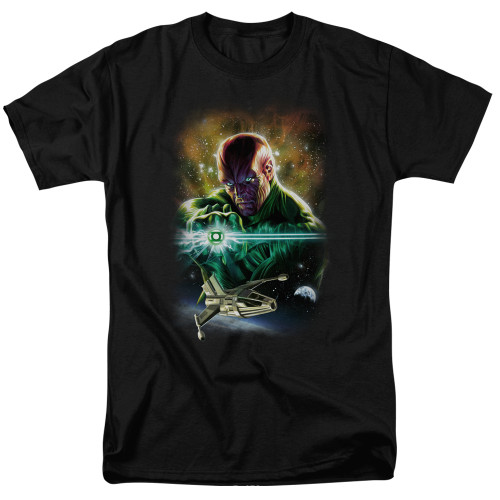 Image for Justice League of America GL Abin Sur T-Shirt