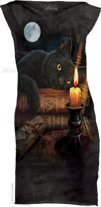 Image for The Mountain Girls Mini Dress - The Witching Hour