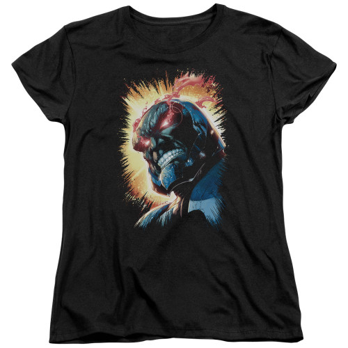 Image for Justice League of America Darkseid is Woman's T-Shirt
