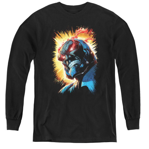 Image for Justice League of America Darkseid is Youth Long Sleeve T-Shirt