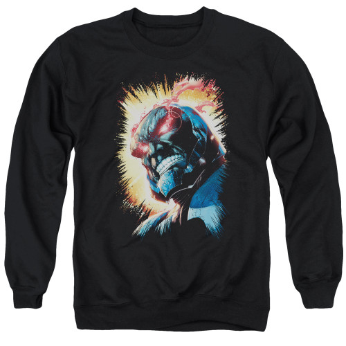 Image for Justice League of America Crewneck - Darkseid is