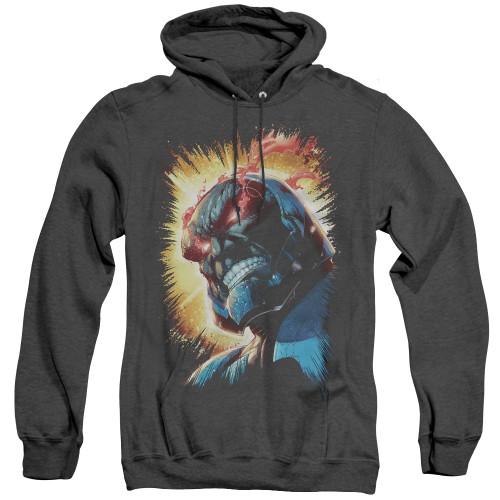 Image for Justice League of America Heather Hoodie - Darkseid is