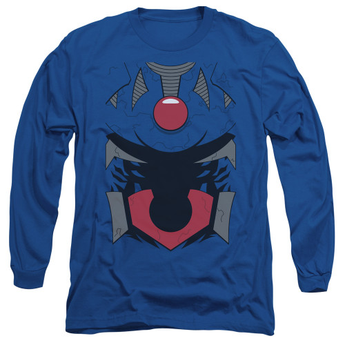 Image for Justice League of America Long Sleeve Shirt - Darkseid Uniform