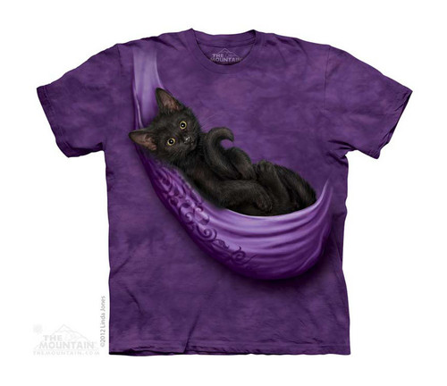 Image for The Mountain Youth T-Shirt - Cat's Cradle