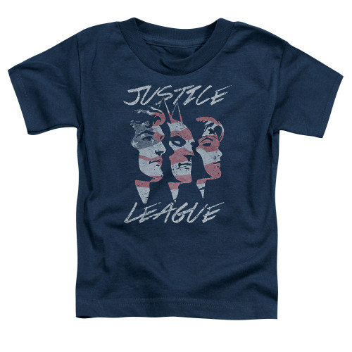 Image for Justice League of America Justice for America Toddler T-Shirt