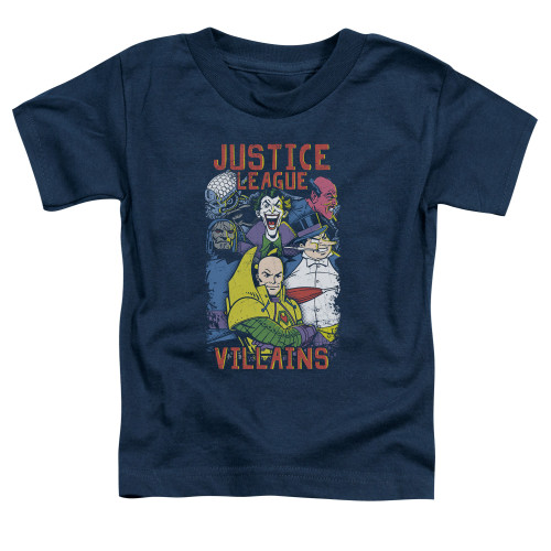 Image for Justice League of America Villains Toddler T-Shirt