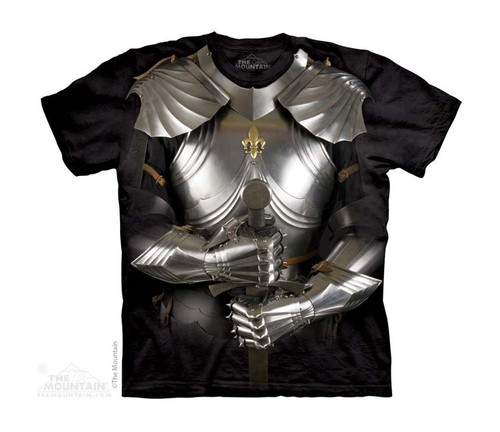 Image for The Mountain Youth T-Shirt - Body Armor