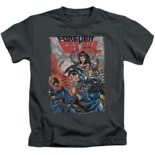 Image for Justice League of America Crime Syndicate Kid's T-Shirt