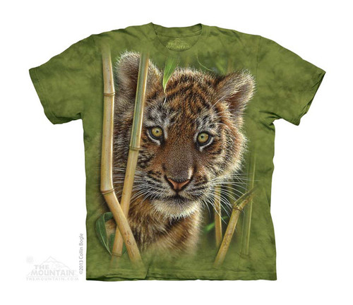 Image for The Mountain Youth T-Shirt - Baby Tiger