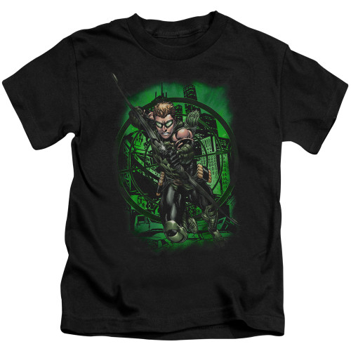 Image for Justice League of America In My Sight Kid's T-Shirt