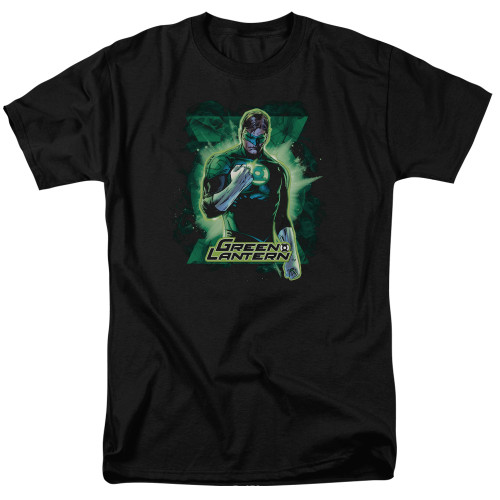 Image for Justice League of America GL Brooding T-Shirt