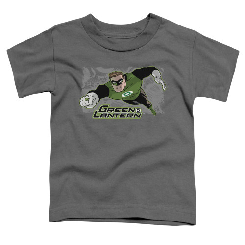 Image for Justice League of America Space Cop Toddler T-Shirt